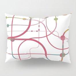 Line x Line-BubblegumPop-B Pillow Sham