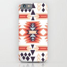 American Native Pattern No. 6 iPhone Case
