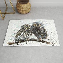 Little Owl's Rug