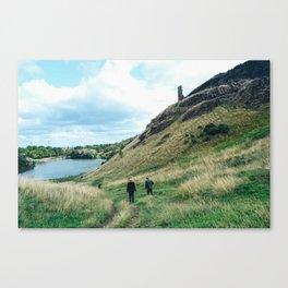 Arthur's Seat Edinburgh Canvas Print