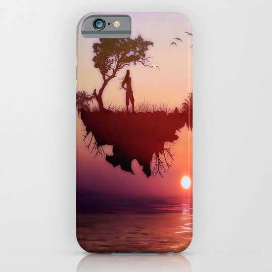 LANDSCAPE - Solitary sister iPhone & iPod Case