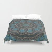 greece Duvet Covers featuring Greece  by T.Res