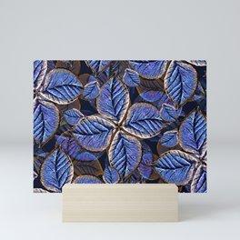 Fantasy Nature Pattern Print  Mini Art Print