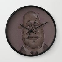 forrest Wall Clocks featuring Forrest by chadizms