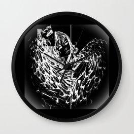 NV: Nakai's Wings Wall Clock