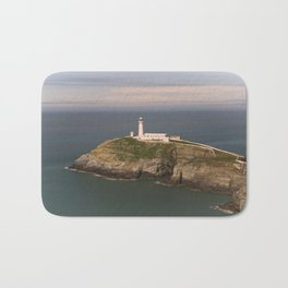 The South Stack Lighthouse Bath Mat
