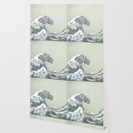 great wave 2.0 Wallpaper