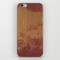 mappale 001 iPhone & iPod Skin