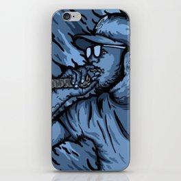Hip Hop Love iPhone Skin