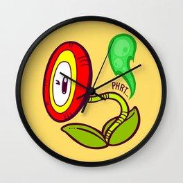PHRT Ball Wall Clock