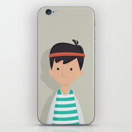 Weston iPhone Skin