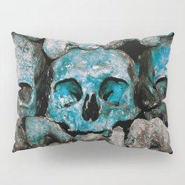 We Three Skulls Pillow Sham