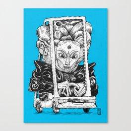 Cruzin Canvas Print