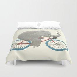 Ride (colour option) Duvet Cover