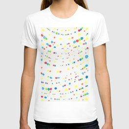 Dot Painting #society6 #buyart T-shirt