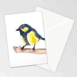 Blue Pinzon Stationery Cards