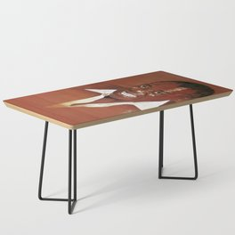 Louis Armstrong Coffee Table
