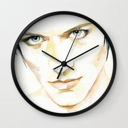 Brian Molko (naked) Wall Clock