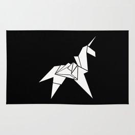 Unicorn Origami Rug