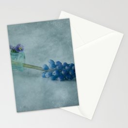 Violette springs forth Stationery Cards