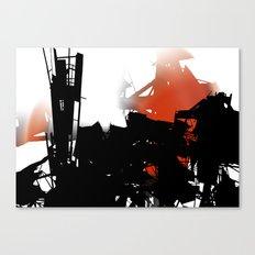 city aura Canvas Print