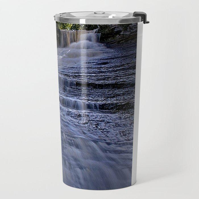 Laughing Whitefish Falls Travel Mug