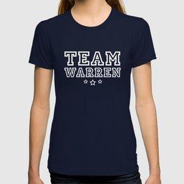 Team Warren T-shirt