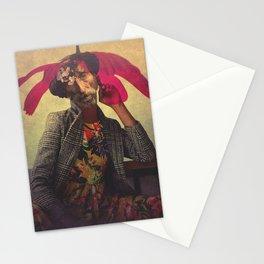 Mister Mistery Stationery Cards