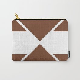 Terracotta Arrow Carry-All Pouch