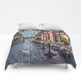 Arcade Cafe Comforters