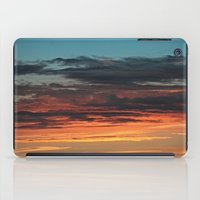 clouds iPad Cases featuring CLOUDS by Dr. Lukas Brezak