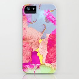 Hibiscuses iPhone Case