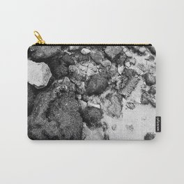 Bed of rocks Carry-All Pouch