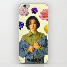 Winona iPhone Skin