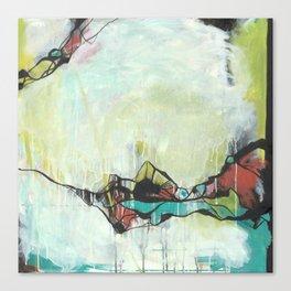 Agate Canvas Print