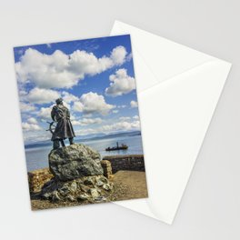 Watching Over Stationery Cards