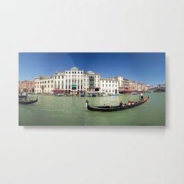 italy - venice - widescreen_600-603 Metal Print