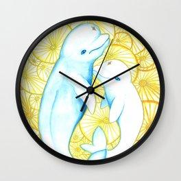 The Caretaker Wall Clock