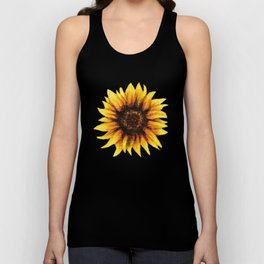 Sunflower Unisex Tank Top
