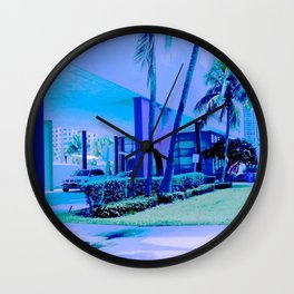 Swimming Hall of Fame, Fort Lauderdale, Fla.  Wall Clock