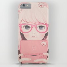 「Gamegirl Girl」  iPhone 6 Plus Slim Case