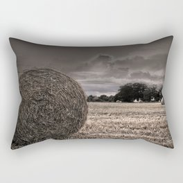Harvesting the Land Rectangular Pillow