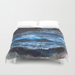 One Of These Days I'm Gonna Lay Down Duvet Cover