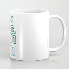 MOTIVATING POSTER Coffee Mug