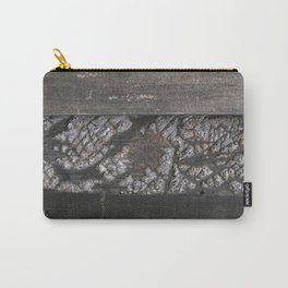 Skin of an Old Door Carry-All Pouch