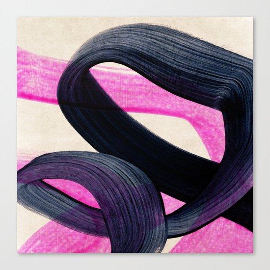 curls 2 Canvas Print