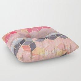 Happy Cubes Floor Pillow