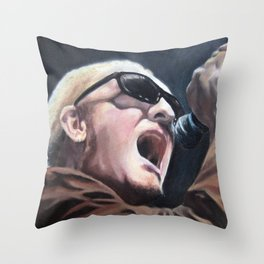 Seattle's Gone Throw Pillow