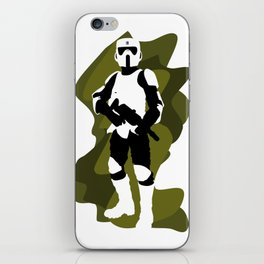 Scout Trooper iPhone Skin