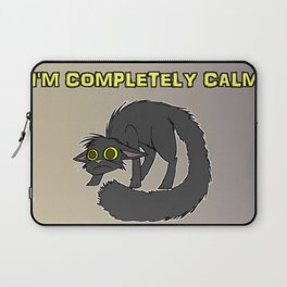 Completely Calm Laptop Sleeve